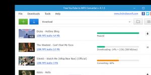 Free YouTube to MP3 Converter Ekran Görüntüsü