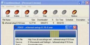 Fresh Download Ekran G�r�nt�s�