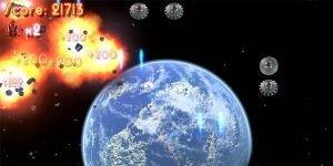 Galaxy Invaders Ekran G�r�nt�s�