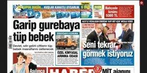 Gazete Habert�rk Ekran G�r�nt�s�