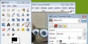 GIMP Ekran G�r�nt�s�