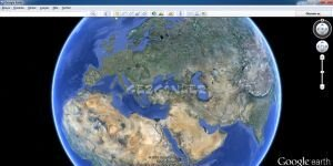 Google Earth Ekran Grnts