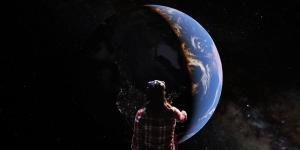 Google Earth VR Ekran Görüntüsü