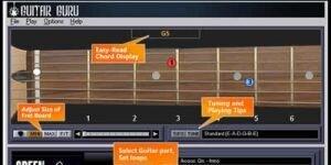 Guitar Guru Ekran G�r�nt�s�