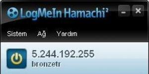 Hamachi Ekran G�r�nt�s�