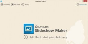 Icecream Slideshow Maker Ekran G�r�nt�s�
