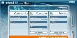 Immunet Antivirus Ekran Görüntüsü