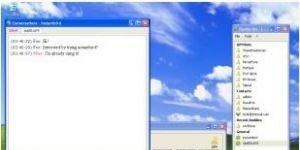 Instantbird Ekran Görüntüsü