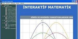 �nteraktif Matematik Ekran G�r�nt�s�