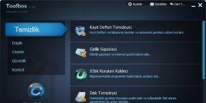 IObit Toolbox Ekran Görüntüsü