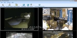 IP Camera Viewer Ekran G�r�nt�s�