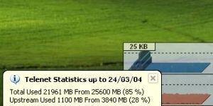 ISP Monitor Ekran Görüntüsü