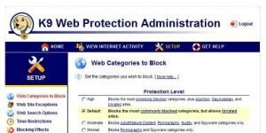 K9 Web Protection Ekran G�r�nt�s�