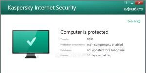 Kaspersky Anti-Virus Ekran G�r�nt�s�