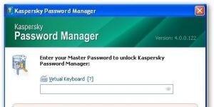Kaspersky Password Manager Ekran Görüntüsü