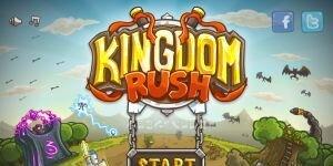 Kingdom Rush Ekran G�r�nt�s�