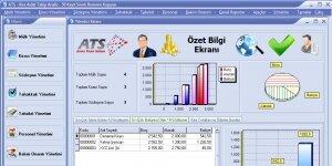 Kira, Aidat, Takip ve Analiz (Site, apartman, İş Merkezi Yönetimi) Ekran Görüntüsü
