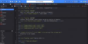 Komodo Edit Ekran Görüntüsü