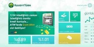 Kuveyt Türk Ekran Görüntüsü