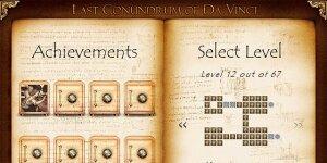 Last Conundrum of Da Vinci Deluxe Ekran Görüntüsü