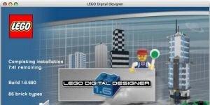 LEGO Digital Designer Ekran G�r�nt�s�