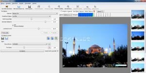 Luminance HDR Ekran Görüntüsü