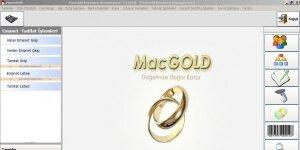 MacGold Kuyumcu Programı Ekran Görüntüsü