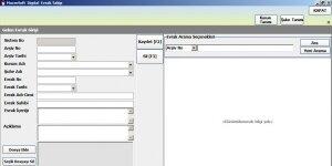 MacroSoft Evrak Takip  Ekran Görüntüsü