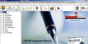 MacBus Ticari Set Ekran Görüntüsü