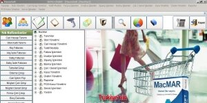 MacMar Market Programı Ekran Görüntüsü