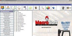 MacWay Depo İş Yönetimi Ekran Görüntüsü