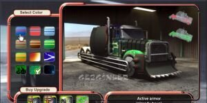 Mad Truckers Ekran G�r�nt�s�