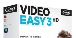 MAGIX Video Easy Ekran Görüntüsü