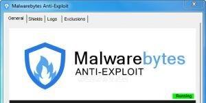 Malwarebytes Anti-Exploit Ekran Görüntüsü