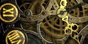 Mechanical Clock 3D Screensaver Ekran G�r�nt�s�