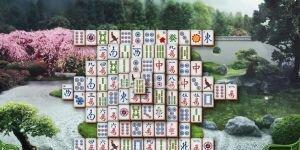 Microsoft Mahjong Ekran Görüntüsü