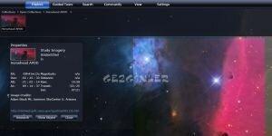 Microsoft WorldWide Telescope Ekran G�r�nt�s�