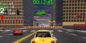 Microsoft Midtown Madness Ekran Görüntüsü