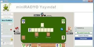 miniOKEY Online Okey Oyunu Ekran G�r�nt�s�