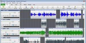 MixPad Ekran G�r�nt�s�