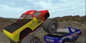 Monster Truck Madness Ekran G�r�nt�s�