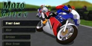 Moto Geeks Ekran Görüntüsü