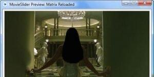 MovieSlider Ekran Görüntüsü