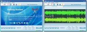 MP3 Cutter Ekran Görüntüsü