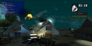 Multi Theft Auto San Andreas Ekran Görüntüsü