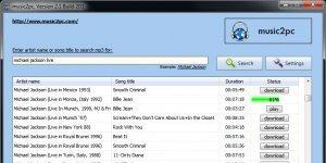 music2pc Ekran Görüntüsü