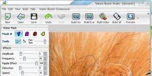 Nature Illusion Studio Ekran Görüntüsü