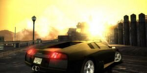 Need for Speed Most Wanted Ekran G�r�nt�s�