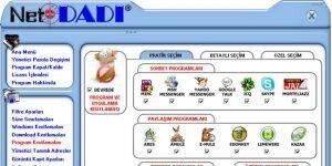 NetDADI Home Ekran G�r�nt�s�