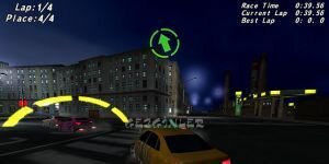 Night Street Racing Ekran Görüntüsü